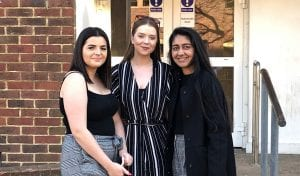 Alumni: Abbie, Lucy, and Jaskiran's Stories