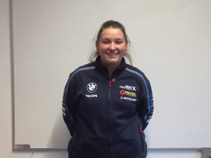 Alumni: Danielle Farnfield (West Surrey Racing)