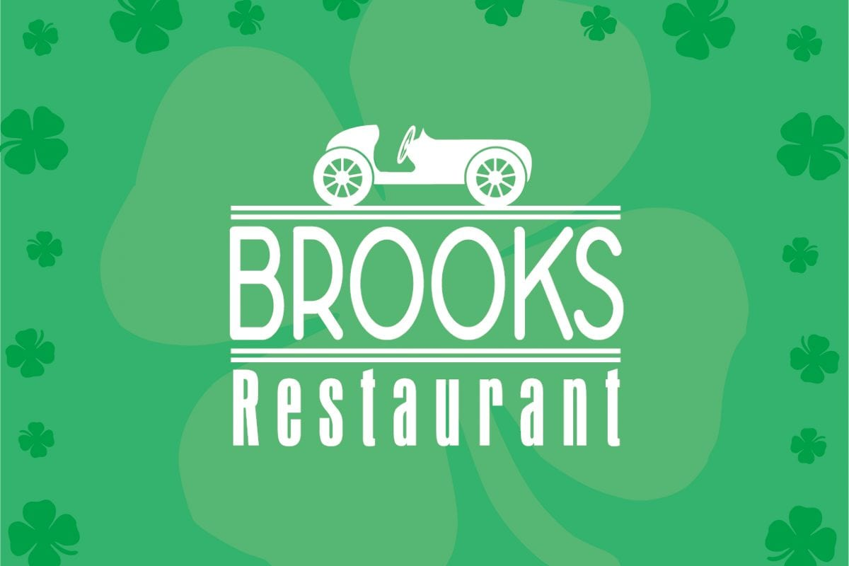 Brooks Restaurant set for a taste of Irish