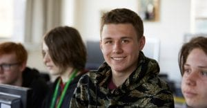 Study full-time at Brooklands College
