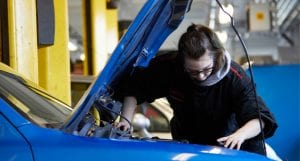 Engineering courses at Brooklands College