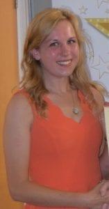Alumni: Grace Roaf