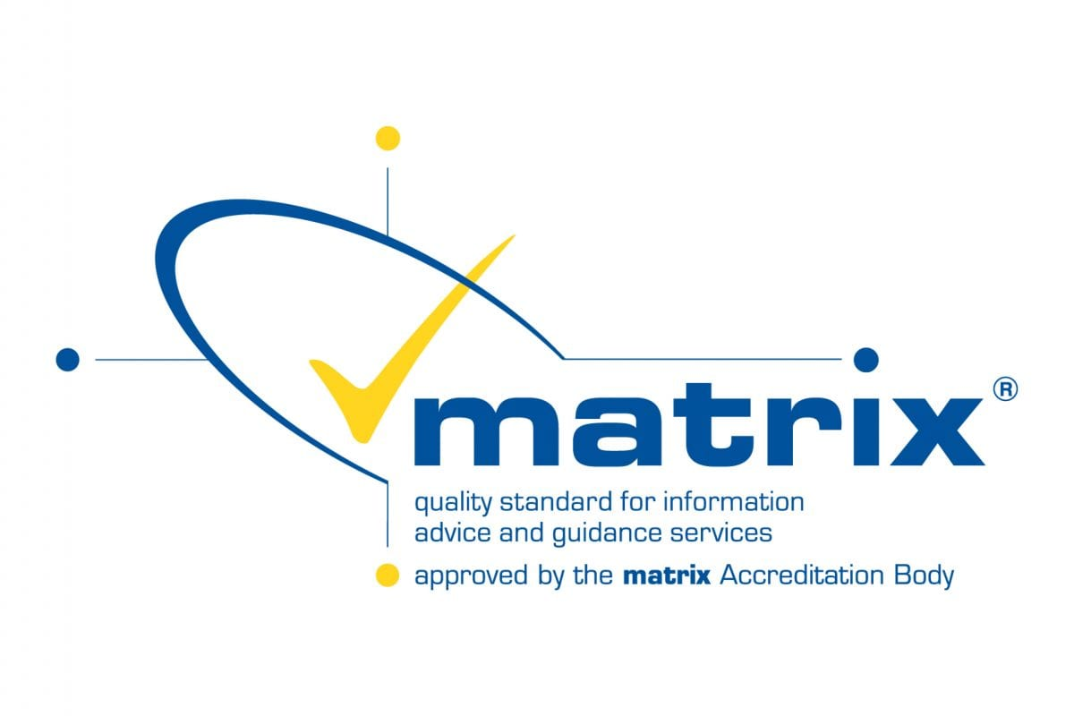 Brooklands College secures Matrix Accreditation