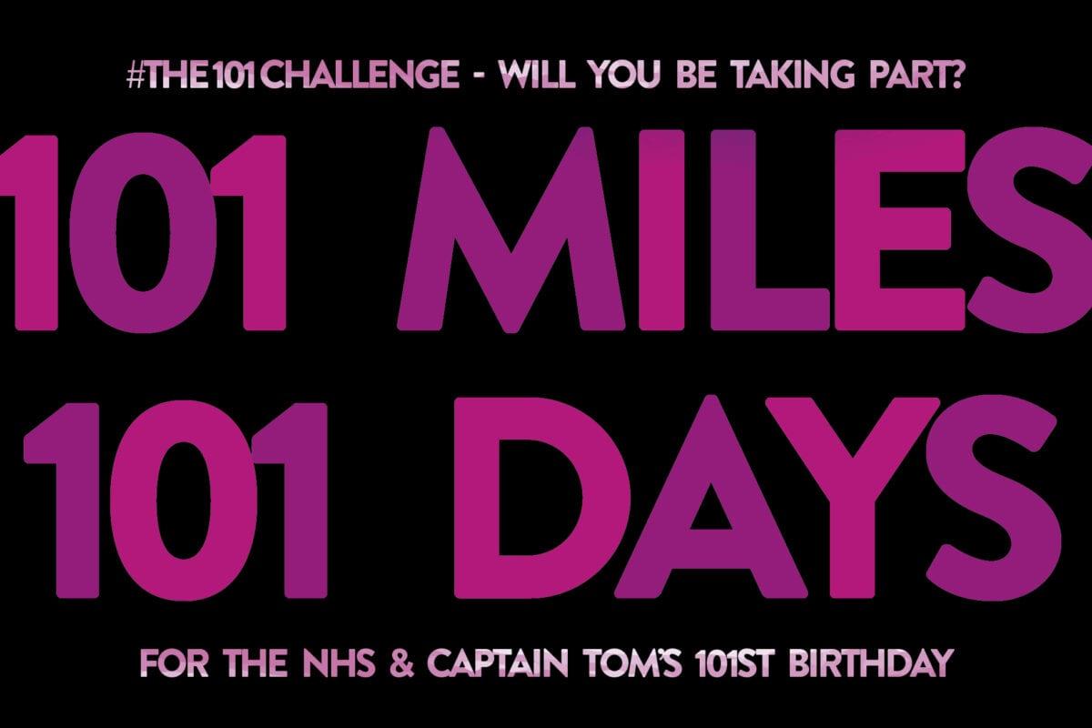 The 101 Challenge
