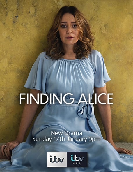 Finding Alice (at Brooklands College!)