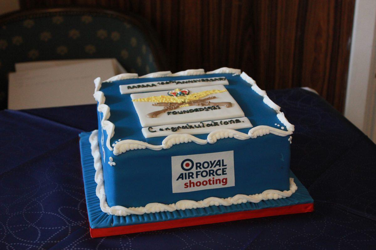 Sue's RAF Cake